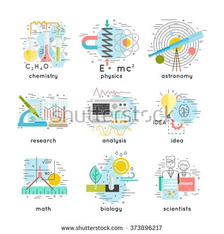 download Vector concepts chemistry. Science physics astronomy research