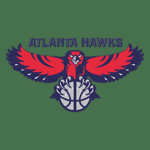 picture transparent stock Atlanta hawks logo transparent. Vector concepts hawk