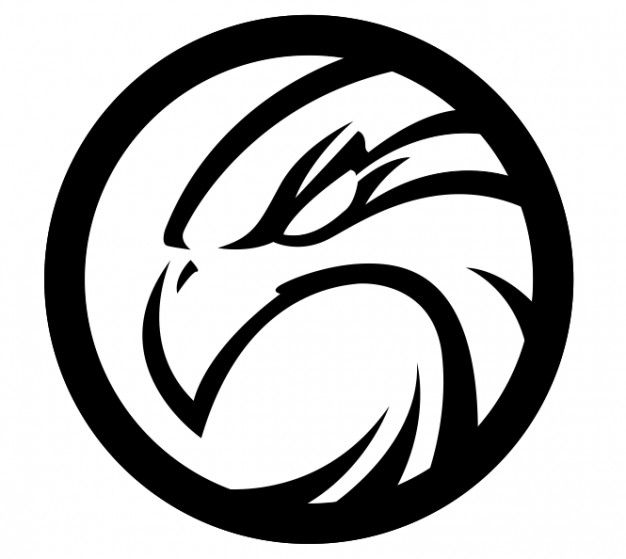 vector free stock Vector concepts hawk. Hawx logo free download