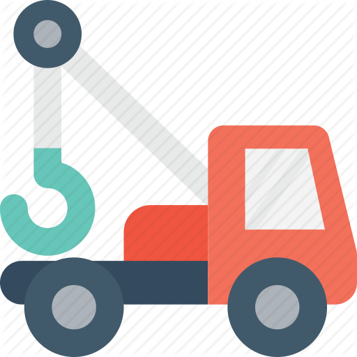jpg library library Flat icons by vectors. Vector constructors construction vehicle