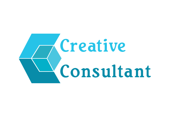 image library stock Vector consulting logo. Creative consultant on behance