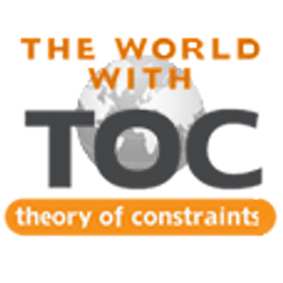 picture free stock The world with goldratt. Vector consulting toc
