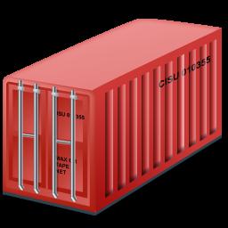 image library C kontener proga info. Vector container