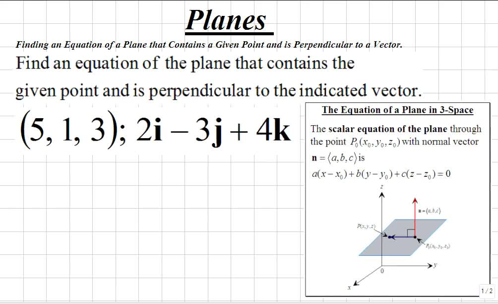 royalty free library Vector contains equation. Classroom calculus iii finding
