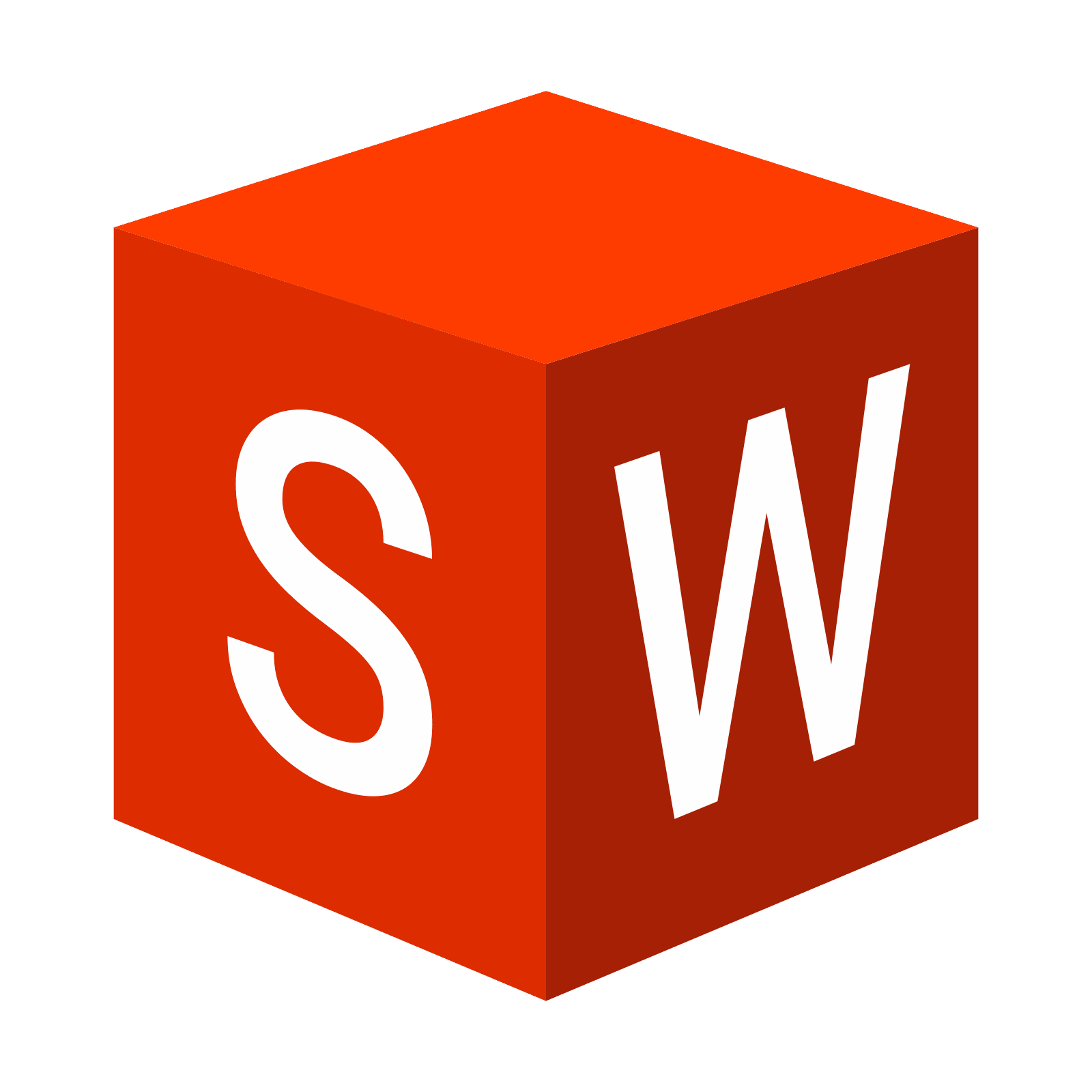 graphic free stock Solidworks icon free download. Vector contains logo