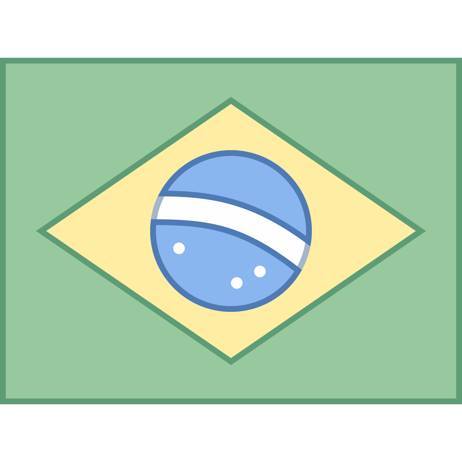 clipart freeuse stock Brazil icon free download. Vector contains tourism