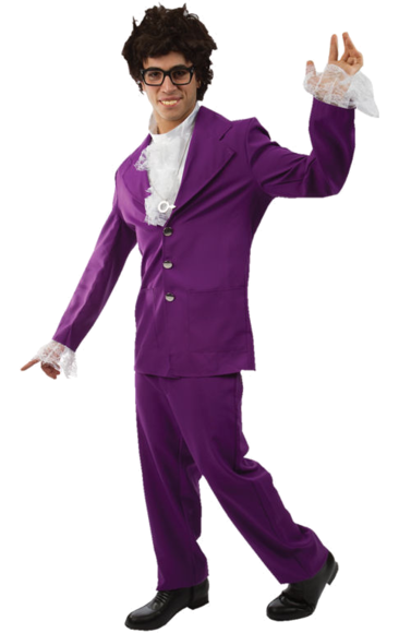 clipart royalty free Adult mojo man s. Vector costume fancy dress