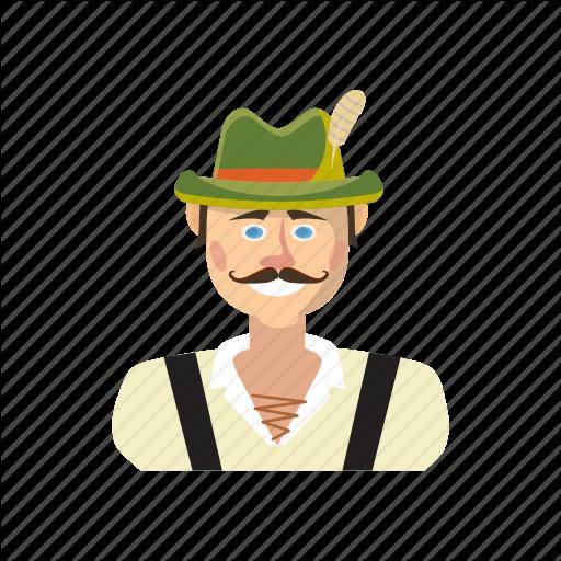 image download Vector costume man glass. Factory cartoon by ivan