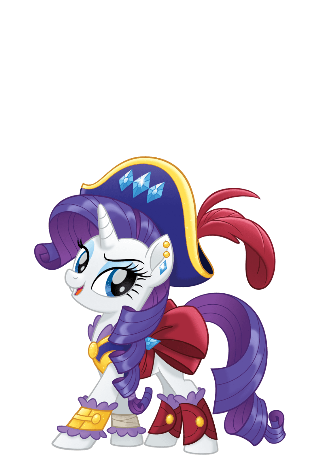 vector transparent stock Mlp movie rarity my. Vector costume pirate