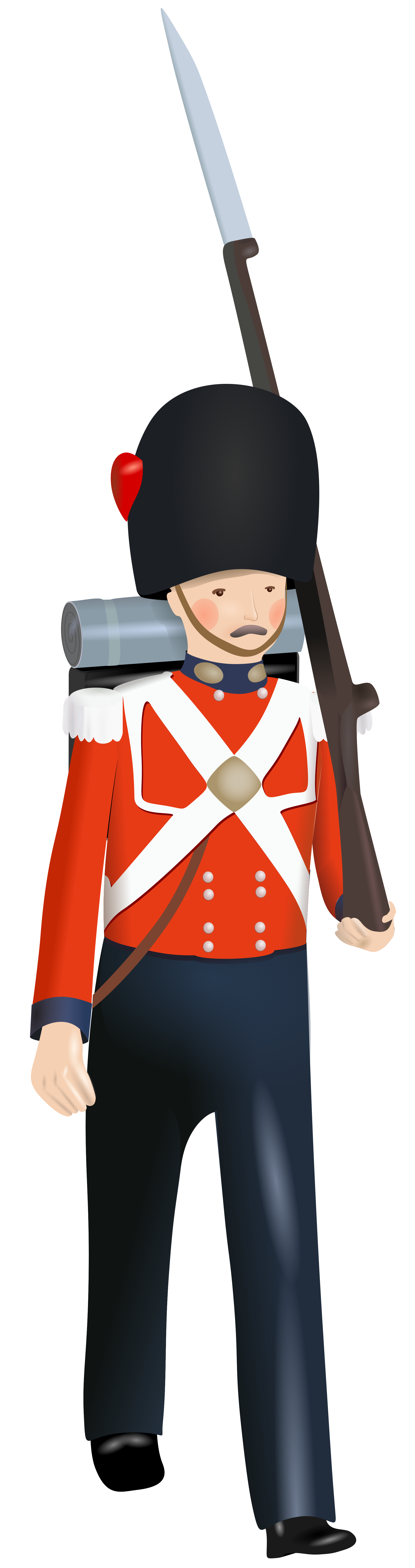 clip Vector costume toy. File soldier svg wikimedia