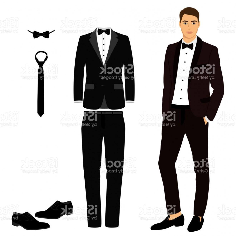 jpg free Wedding mens suit with. Vector costume tuxedo jacket