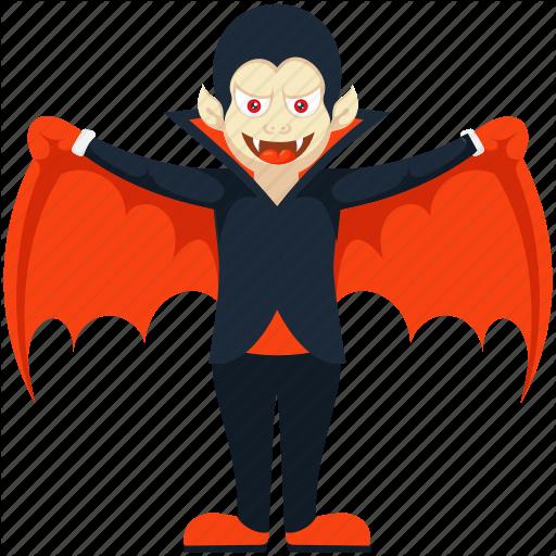 clipart freeuse stock Halloween by vectors market. Vector costume vampire