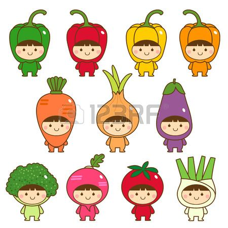 svg free download Vector costume vegetable. Stock diy costumes
