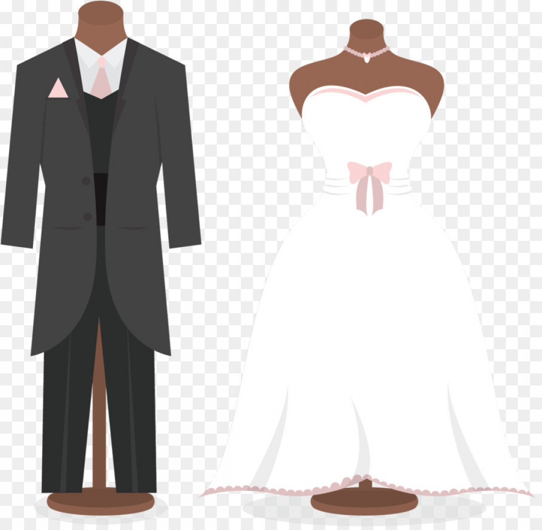 image royalty free download Png invitation dress bride. Vector costume wedding tuxedo