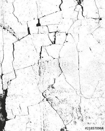 jpg transparent Distressed overlay texture of. Vector cracks concrete crack