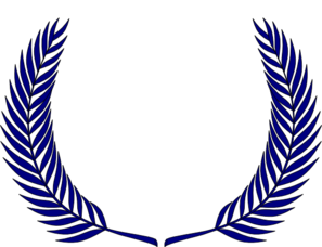 graphic transparent Leaves clip art at. Vector crest academic