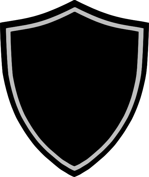 clipart transparent library Shield images group with. Vector crest armor