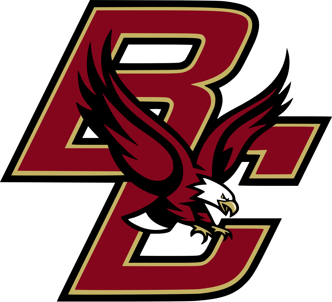 picture freeuse stock Vector crest collegiate. Boston college logos