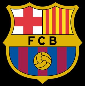 image free download Vector emblem sport badge. Fc barcelona logo eps