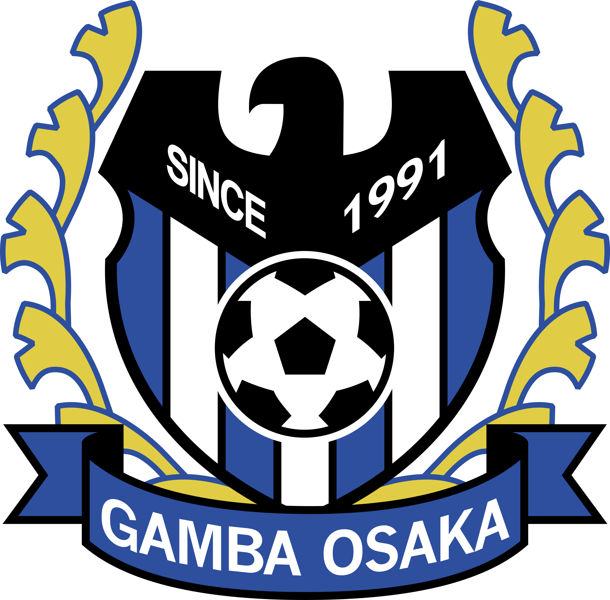 jpg download Vector crest logos. Gambao logo png transparent