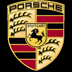 vector royalty free library Vector crest luxury. Porsche car logos and