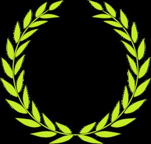 clip royalty free Vector crest olive branch. Final image clip art
