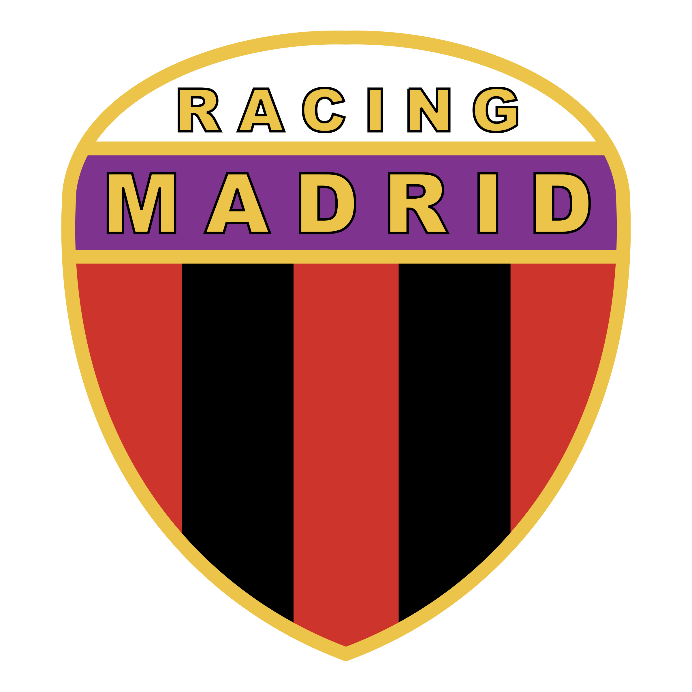 jpg royalty free stock De madrid logo png. Vector crest racing