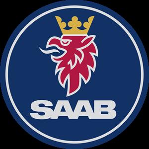 svg library stock SAAB Logo Vector