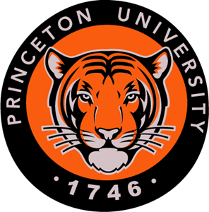 banner freeuse stock Search princeton tigers logo. Vector crest tiger