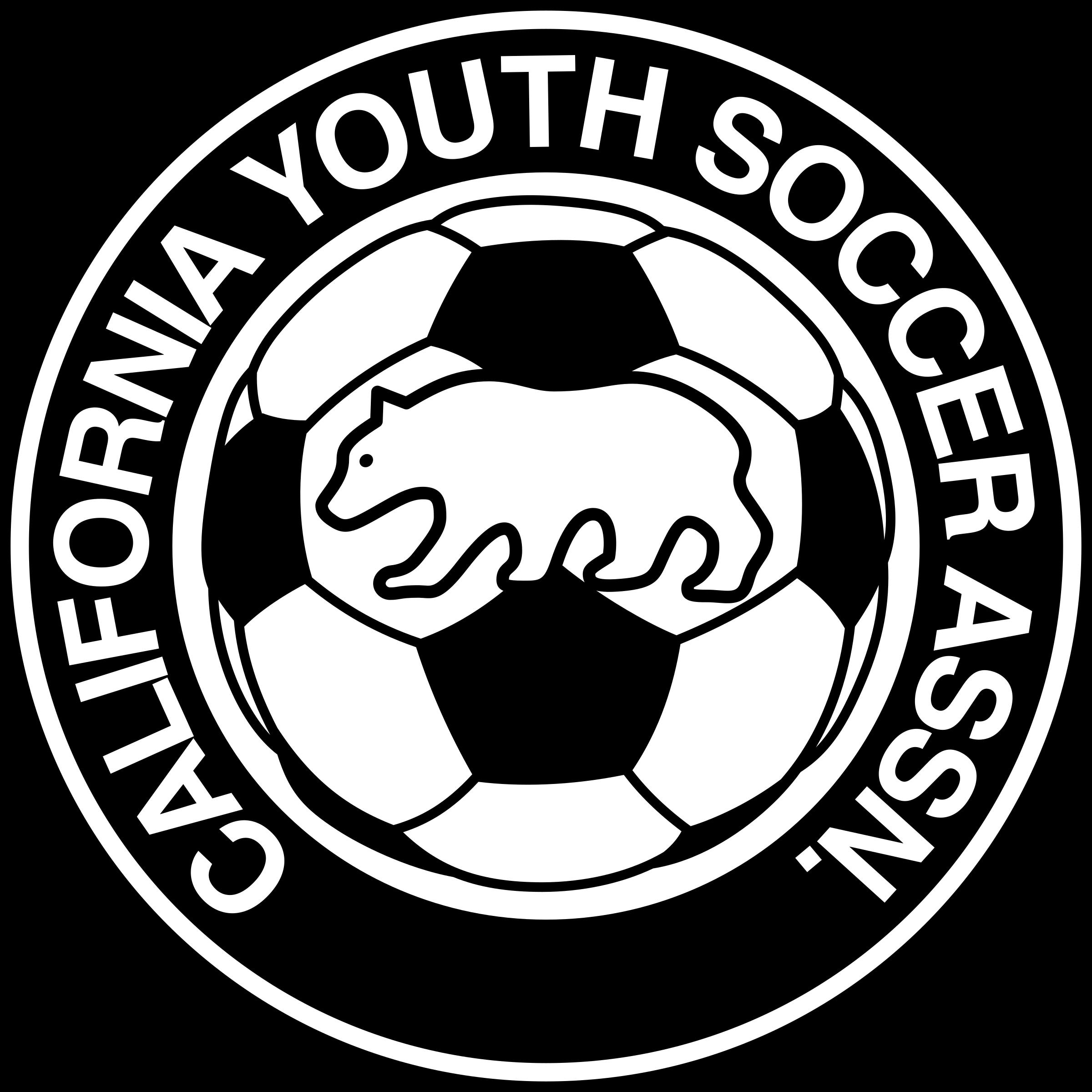 picture transparent California ysa logo png. Vector crest transparent