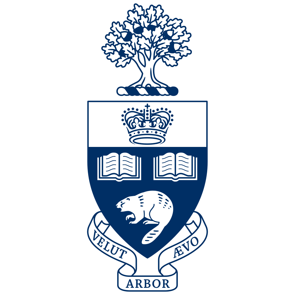 transparent library Vector crest university. Image utoronto coa svg