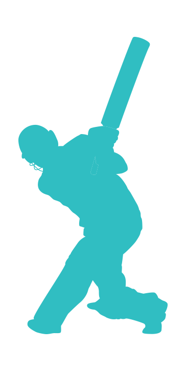 banner stock cricket crowd vector
