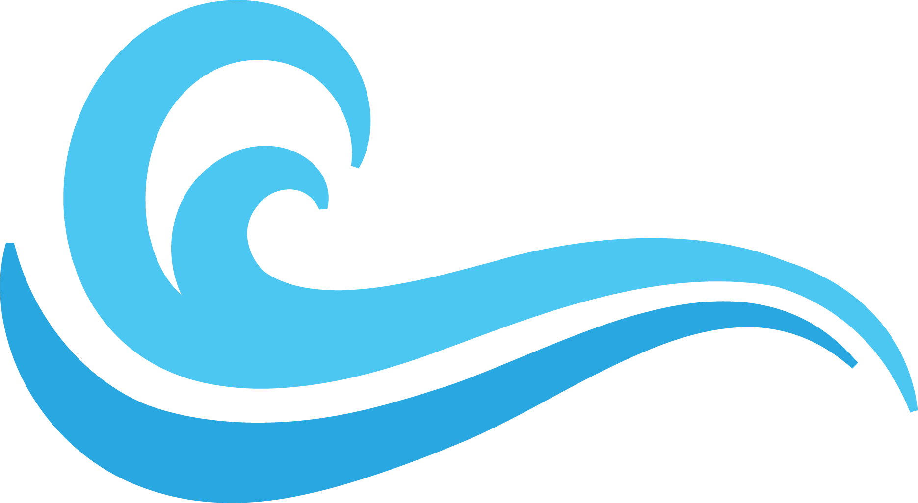 clipart transparent download Logo Blue Wind wave Sea level