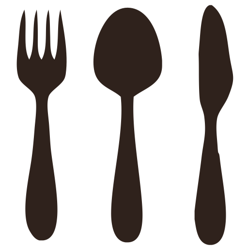 jpg royalty free library Knife And Fork