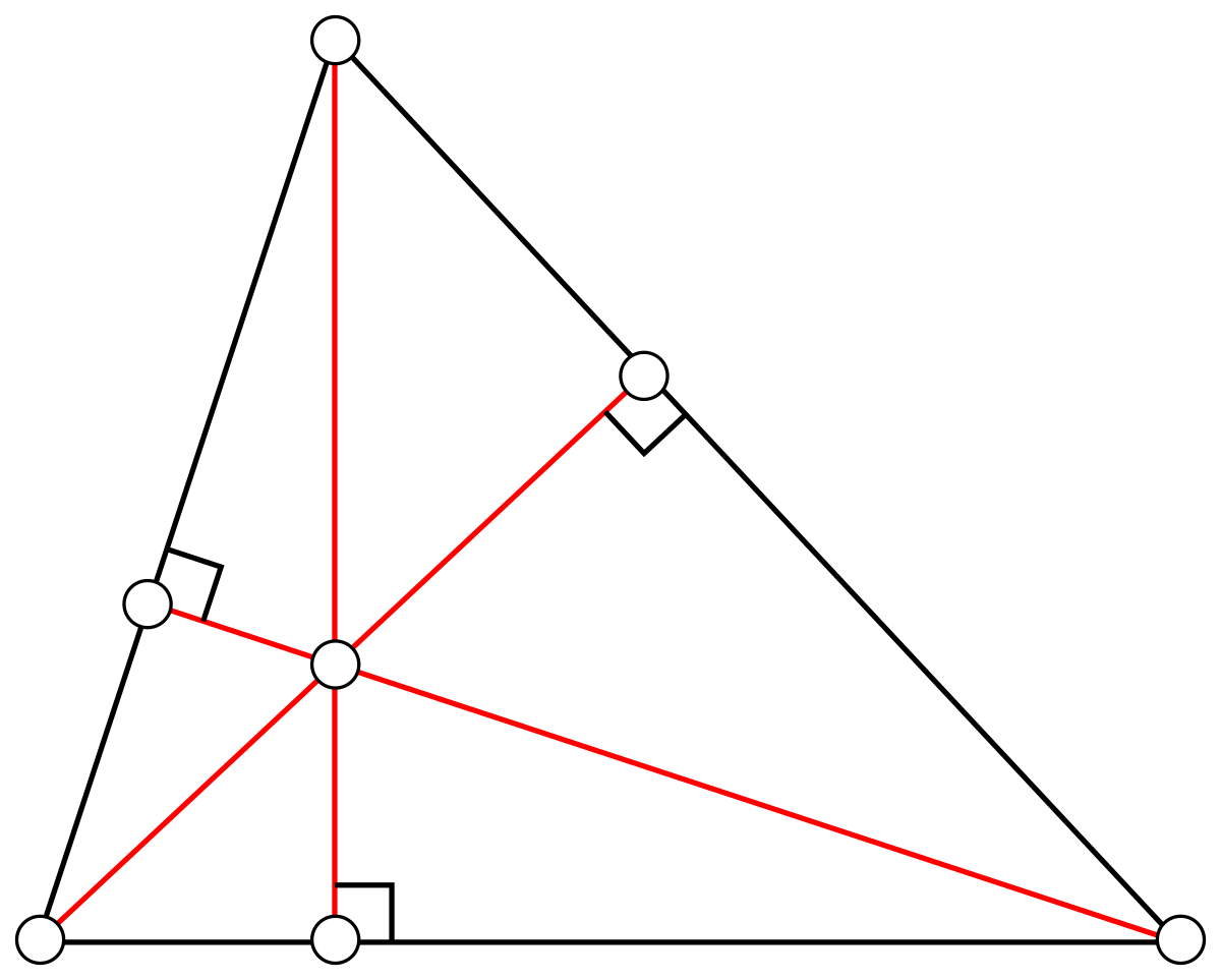 graphic library Altitude wikipedia . Vector defintion triangle rule