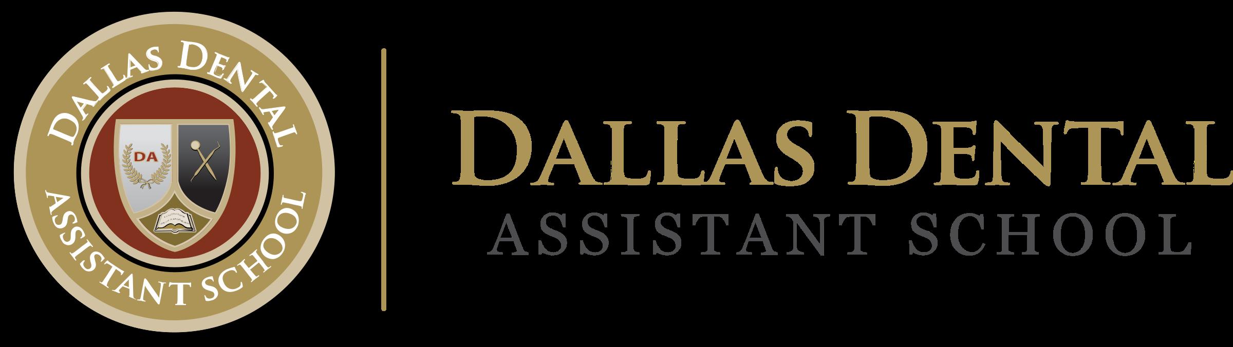 jpg transparent stock Dallas school logo png. Vector dental assistant
