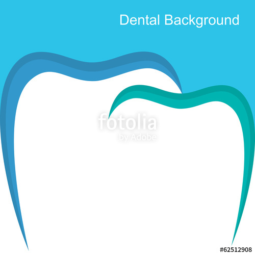 clip royalty free library Stock image and royalty. Vector dental background