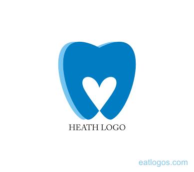 image Design download logos free. Vector dental logo