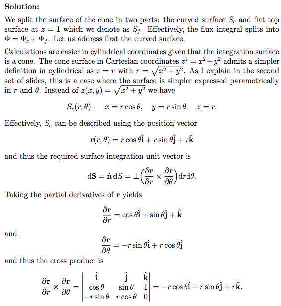 banner library Calculus finding the unit. Vector derivatives normal