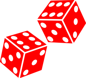 png library stock Six Sided Dice Clip Art at Clker