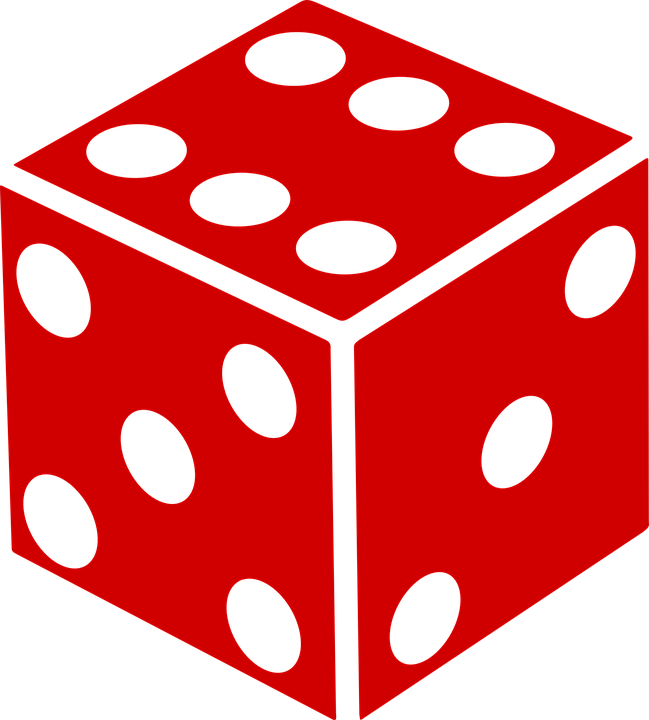 graphic library library Collection of free Gamboling clipart colored dice