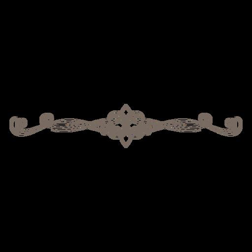 svg royalty free Vector dividers embellishment.  decor divider for