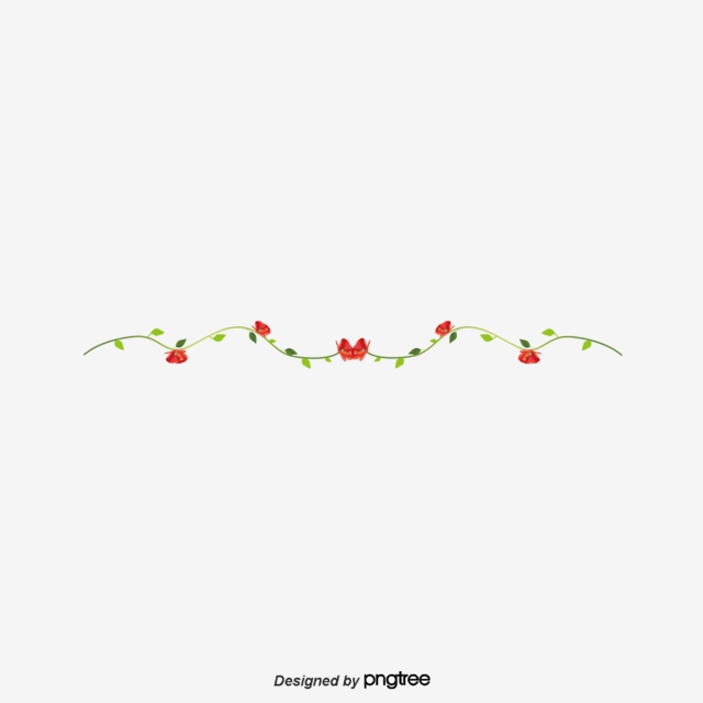 jpg download Vector dividers rose. Floral flowers shading flower