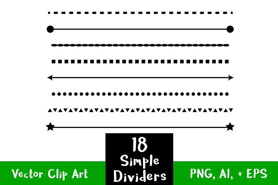 png royalty free download Vector dividers simple text.  shape line graphics