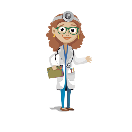 svg transparent stock Vector doctor. Profession cartoon svg transparent