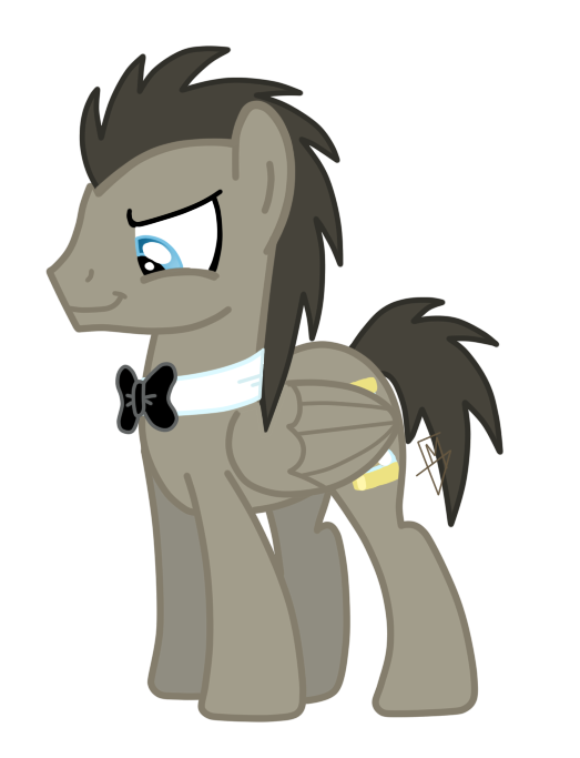 vector royalty free download Discord whooves crazy by. Vector doctor face