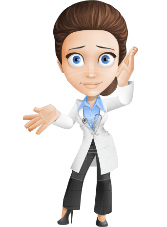 clipart freeuse library Vector doctor handsome. Cartoon characters ultimate packs