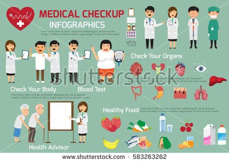 picture black and white stock And medical set with. Vector doctor health check