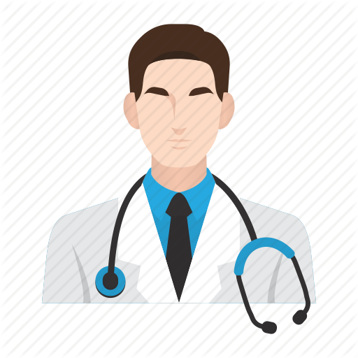 png library stock Vector doctor health worker. Occupation jobs by bakar
