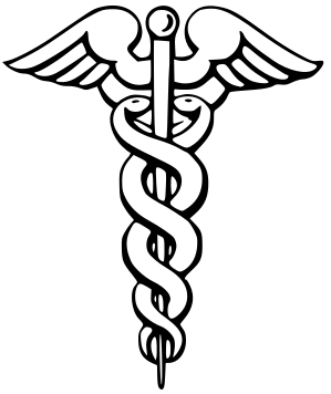 image freeuse Vector doctor logo. File caduceus svg wikimedia
